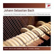 Bach: Concertos For 2 & 3 Pianos Songs