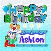 Happy Birthday Ashton Songs