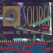 Source: Music Of The Avant Garde Songs