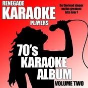 70's Karaoke Album Volume Two Songs