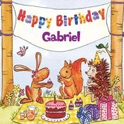 Happy Birthday Gabriel Songs