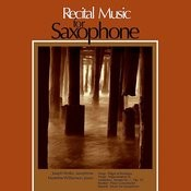Piece Concertante Pour Saxophone Alto Et Piano- 2. Berceuse / 3. Combination Song