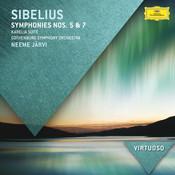 Sibelius: Symphonies Nos.5 & 7; Karelia Suite Songs