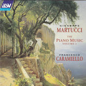 Martucci: The Piano Music Vol. 1 Songs