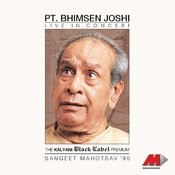 Saptarishi - Live At Siri Fort - Pandit Bhimsen Joshi Songs