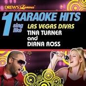Drew's Famous # 1 Karaoke Hits: Sing Like Las Vegas Divas Tina Turner & Diana Ross Songs