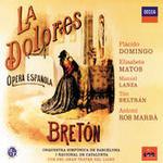 Bretón: La Dolores Songs