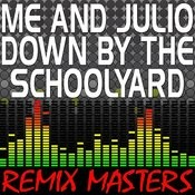 Me And Julio Down By The Schoolyard (Acapella Version) [104 Bpm] Song