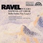 Ravel: Bolero - Dafnis Et Chloe Songs