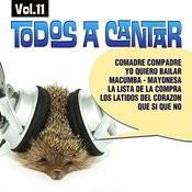 Todos A Cantar Vol.11 Songs