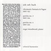 Bach: Chromatic Fantasia & Fugue Bwv 903 / Partita No. 2 Bwv 826 / Partita No. 6 Bwv 830 Songs