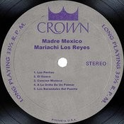 Madre Mexico Songs