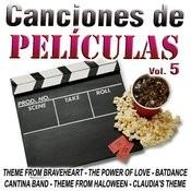 Canciones De Pelicula Vol.5 Songs