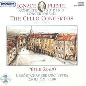 Ignace Pleyel, Cello Concertos (Complete) Songs