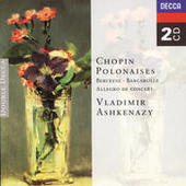 Chopin: Polonaises Songs