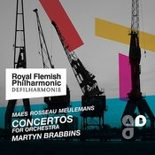 Concertos For Orchestra Songs