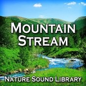Fresh, Quick Moving Mountain Stream For Emotional Strength And Well Being Song