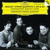 Mozart: String Quartets K.387 & 421 Songs
