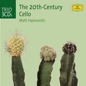 The Twentieth-Century Cello Songs