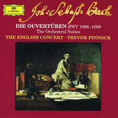 Bach: Orchestral Suites (Overtures) BWV 1066-1069 Songs
