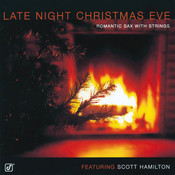 Late Night Christmas Eve: Romantic Sax With Strings Songs