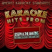 Karaoke Hits From Joseph And The Amazing Technicolour Dreamcoat Songs