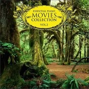 Essential Piano Movies Collection Vol. 2 Songs