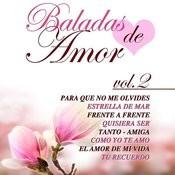 Baladas De Amor Vol. 2 Songs