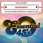 Walk On Boy / I've Got More Important Things To Do (Digital 45) Songs