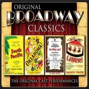 Original Broadway: Oklaholma, Carousel,South Pacific,The King And I Songs