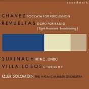 Toccata For Percussion Instruments: I. Allegre, Sempre Giusto Song