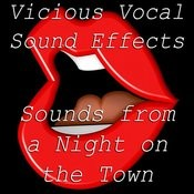 Vicious Vocal Sound Effects 5 - A Night On The Town Songs