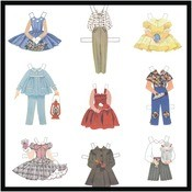Paper Doll Songs
