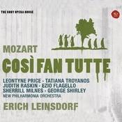 Mozart: Cosi Fan Tutte - The Sony Opera House Songs