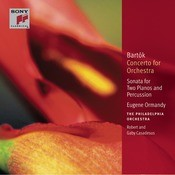 Bartk: Concerto For Orchestra; Sonata For Two Piano And Percussion; Improvisations, Op. 20 [Classic Library] Songs