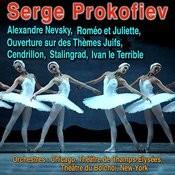 Sergei Prokofiev: Major Works Songs
