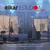 Elkar Estudioa Sesioak Vol. 1 Songs