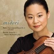 Bach: Sonata No. 2 In A Minor; Bartk: Sonata No. 1 Songs