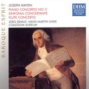 Piano Concerto in D major, H. 18/11: Vivace Song
