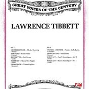Great Voices Of The Century: Lawrence Tibbett (Remastered Historical Recordings) Songs