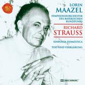 Strauss: Sinfonia Domestica/Tod und Verklärung Songs