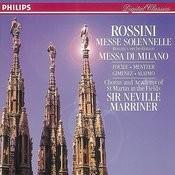 Rossini: Petite Messe solennelle; Messa di Milano Songs