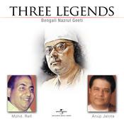 Three Legends - Bengali Nazrul Geeti Songs
