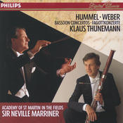 Hummel / Weber: Bassoon Concertos Songs