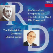 Rachmaninov: Symphony No.1;The Isle Of The Dead Songs