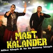 Mast Kalander Song