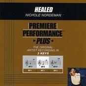 Healed (Performance Tracks) - EP Songs