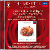 Treasures of Baroque Opera - Rodelinda/L'Orfeo/Dido & Aeneas etc. Songs