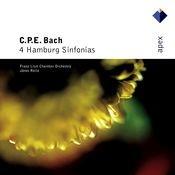 Bach, CPE : 4 Hamburg Sinfonias (-  Apex) Songs