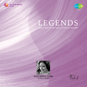 Legends - Begum Parween Sultana Cd 5 Songs
